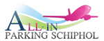 parkeren schiphol logo all-in parking